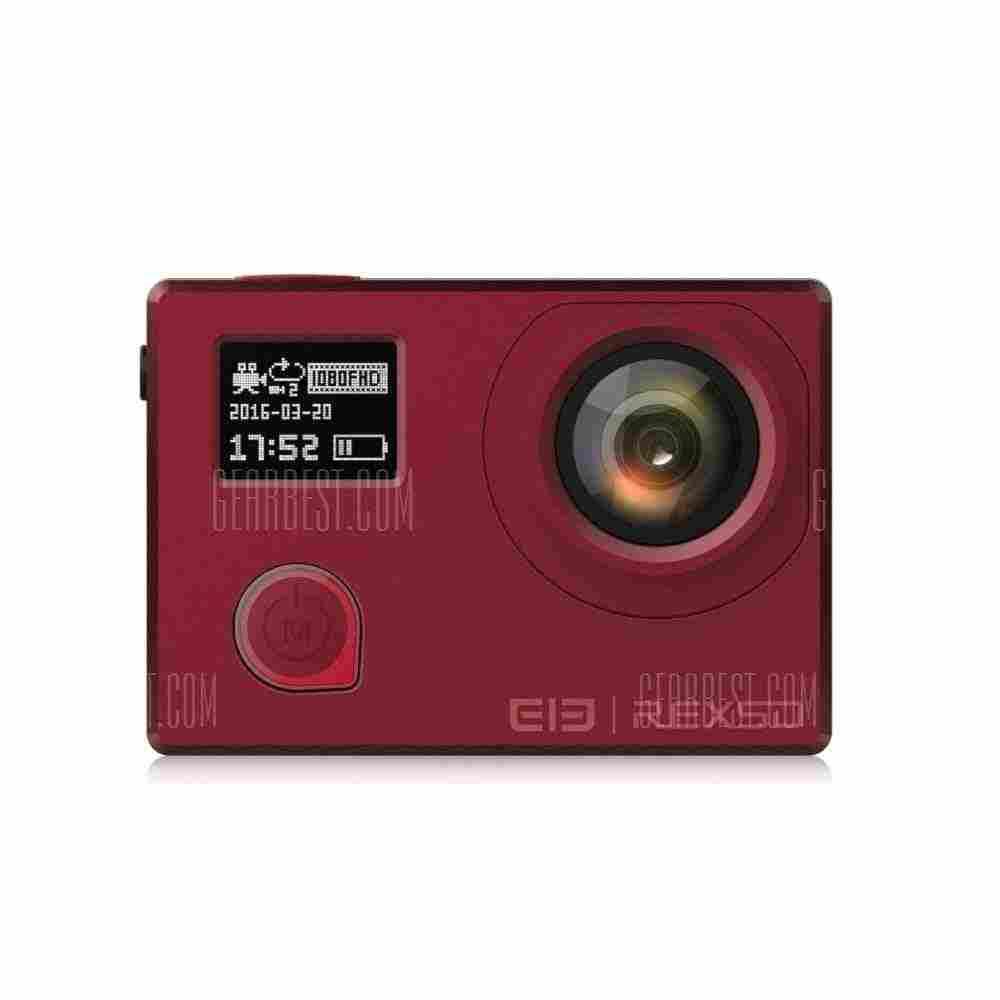 offertehitech-gearbest-Elephone REXSO Explorer Dual 4K Action Camera