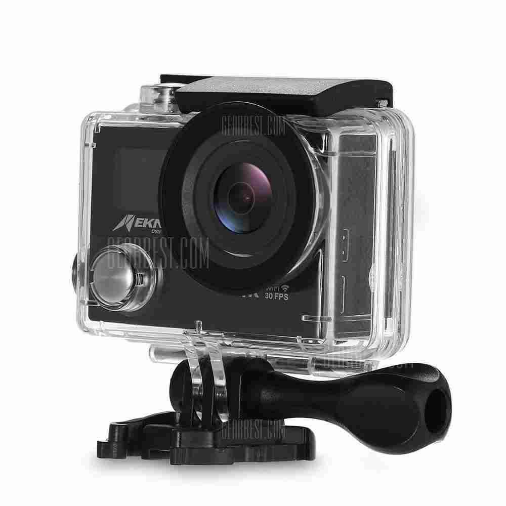 offertehitech-gearbest-Meknic A12 4K 30fps WiFi Action Camera Ambarella A12