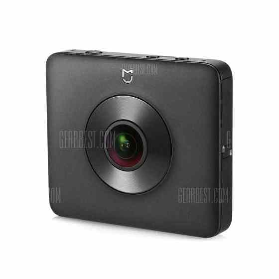 offertehitech-gearbest-Xiaomi Mi Sphere Camera 4K Panorama Action Camera