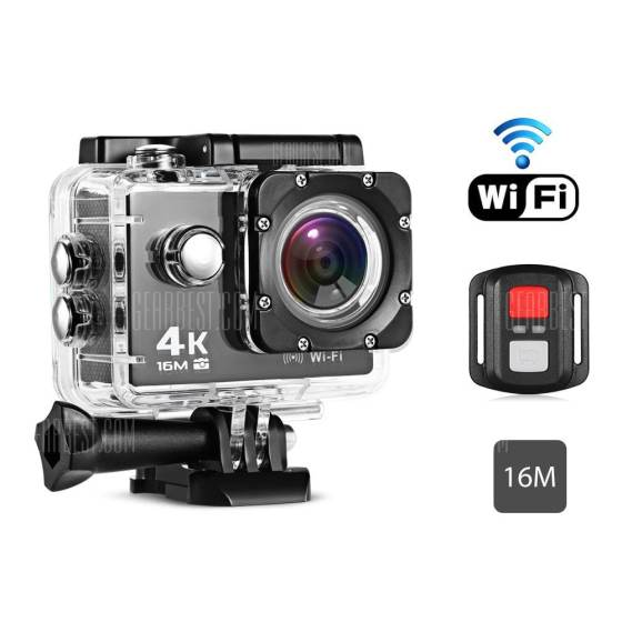 offertehitech-gearbest-170 Degree Wide Angle Action Camera for Sports