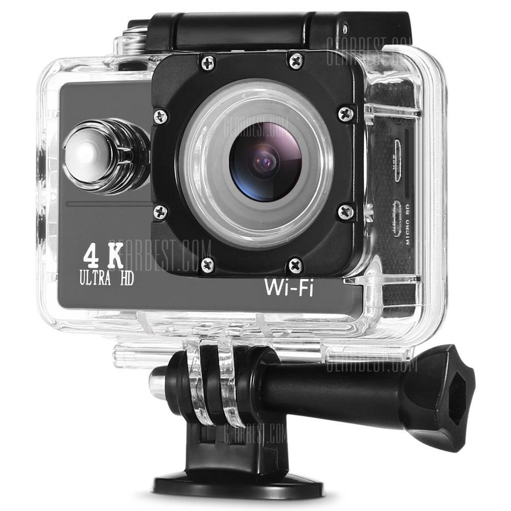offertehitech-gearbest-F60 4K 30fps 16MP WiFi Action Sports Camera