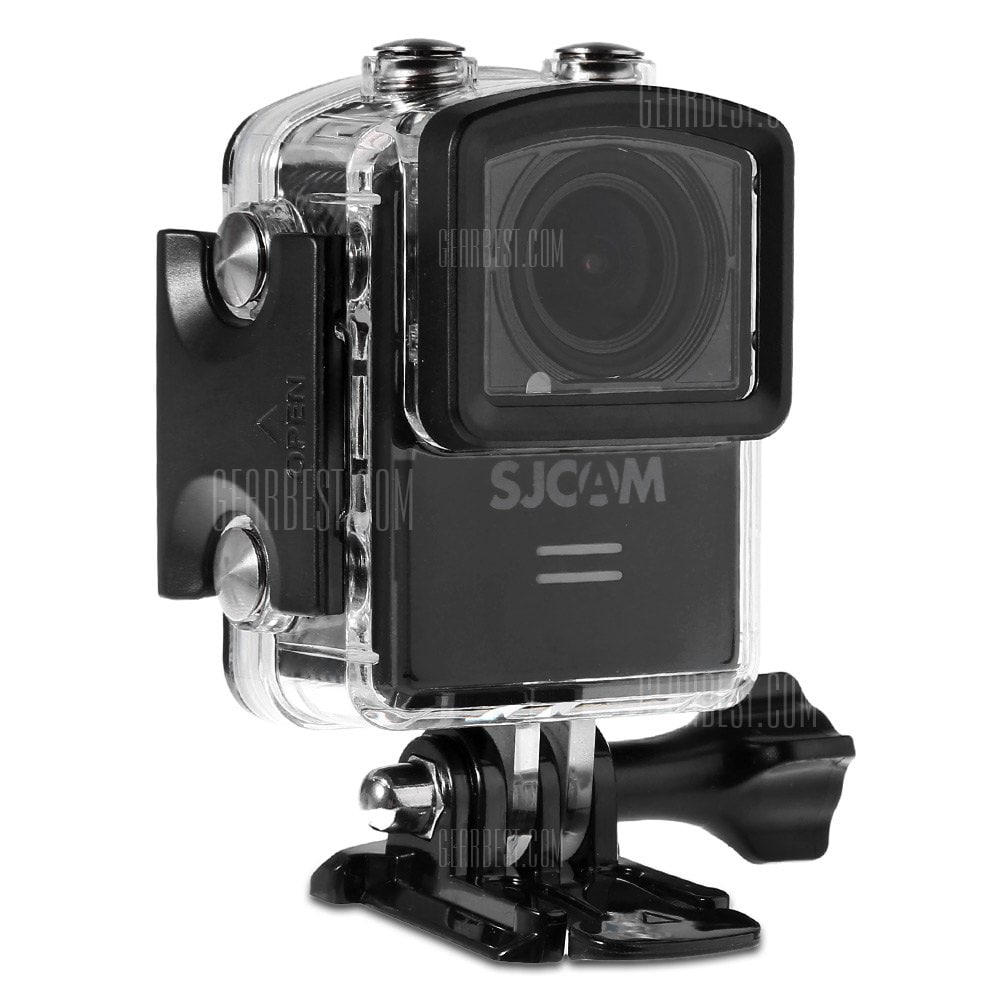 offertehitech-gearbest-Original SJCAM M20 2160P 16MP 166 Adjustable Degree WiFi Action Camera Sport DV Recorder