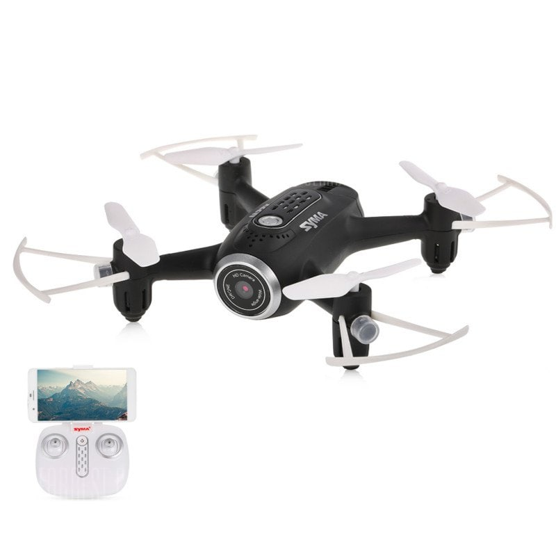 offertehitech-gearbest-WiFi FPV Real-time Transmission RC Drone Helicopter Quadcopter