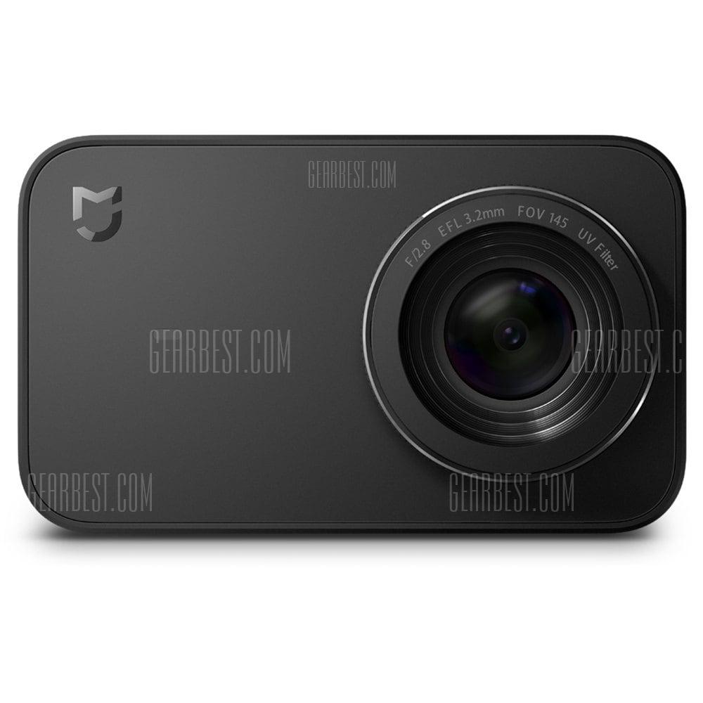 offertehitech-gearbest-Xiaomi Mijia Camera Mini 4K 30fps Action Camera