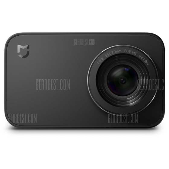 offertehitech-gearbest-Xiaomi Mijia Camera Mini 4K 30fps Action Camera