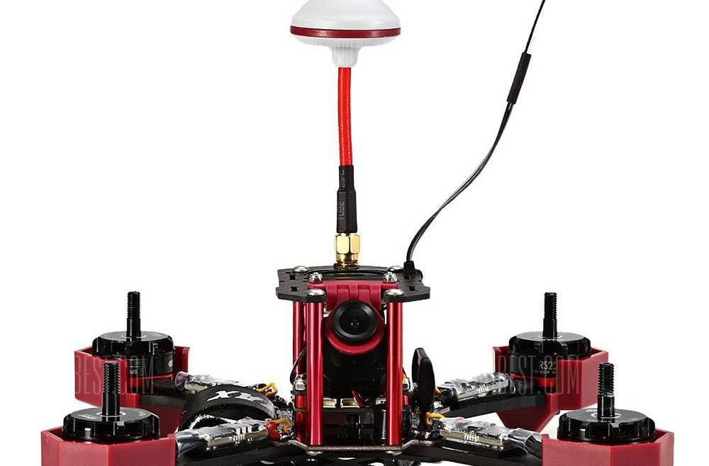offertehitech-gearbest-JJRC JJPRO - P200 5.8G 6CH FPV 800TVL Drone