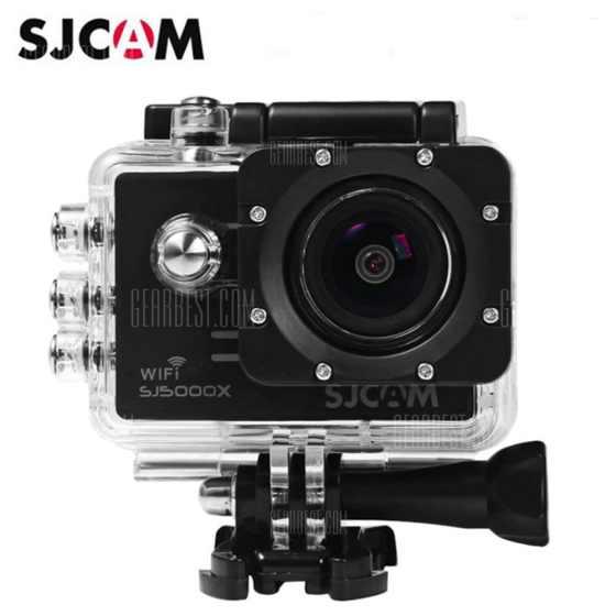 offertehitech-gearbest-Original SJCAM SJ5000X 4K Sport Action Camera ( Elite Edition )