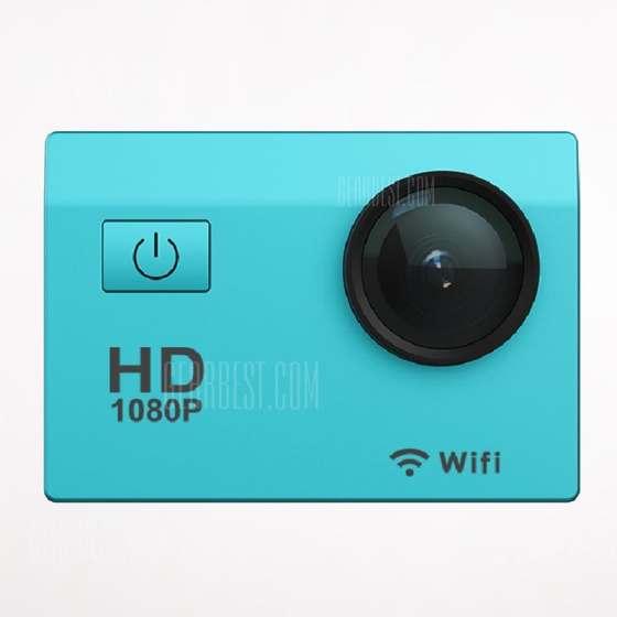 offertehitech-gearbest-4K Waterproof Sport DV WiFi 6Glass 170 Degrees Len Mini Cam