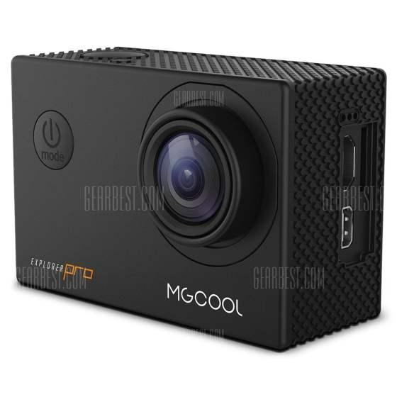 offertehitech-gearbest-[Coupon Code: GB100-$20off-] MGCOOL Explorer Pro 4K 30fps Sports Camera