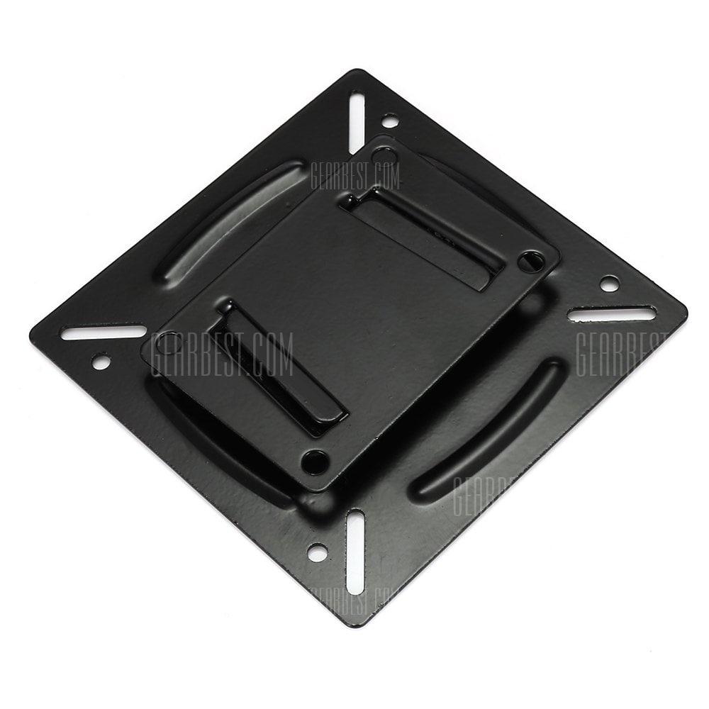 offertehitech-gearbest-Stainless Steel Wall Mount Bracket for 14 - 24 inch TV