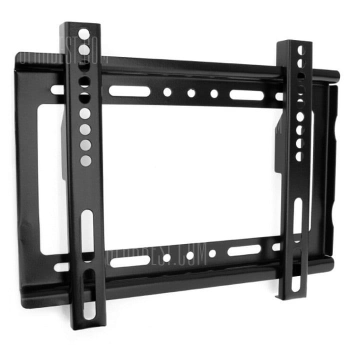 offertehitech-gearbest-B27 Flat TV Wall Mount Bracket 14 - 42 inch Holder