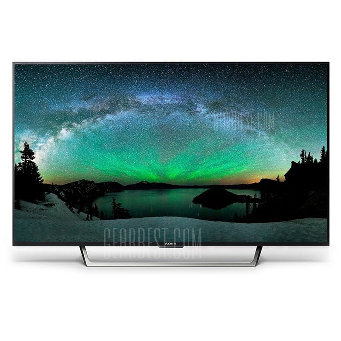 offertehitech-gearbest-SONY KDL43WE750 43 inch LED HDR Full HD Smart TV - BLACK
