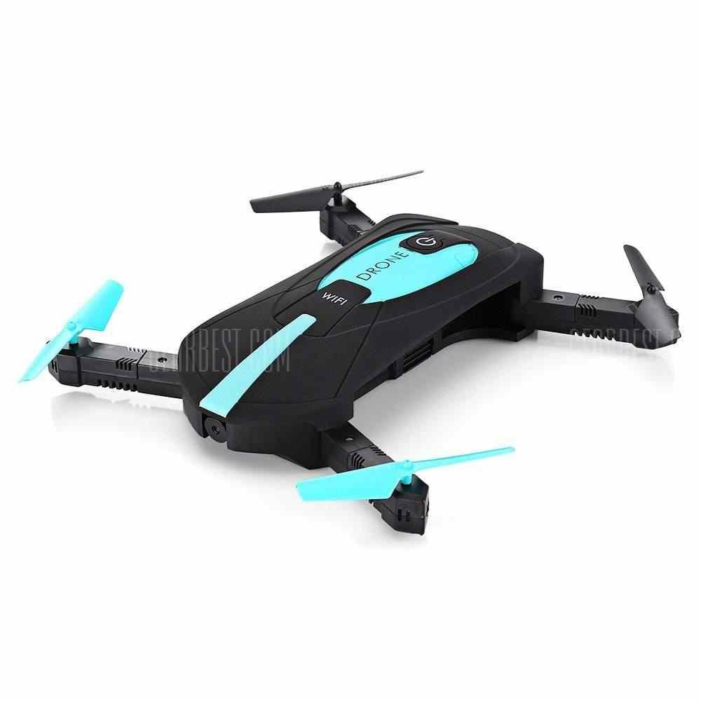 offertehitech-gearbest-JY018 Mini Foldable RC Pocket Drone - BNF