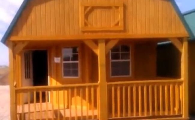 Buy A Tiny House For 100 Down Plus An Off Grid Cabin