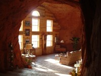 Cave Palace Ranch: Solar Powered Cave Dwelling Is Truly A ...