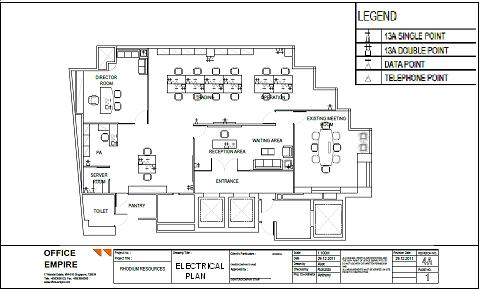 single line diagram of power distribution keystone arch office electrical drawing free wiring for you contractor services singapore rh empire com