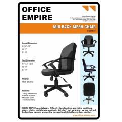 Ergonomic Chair Singapore Hanging Australia Office Chairs Stylish And Durable