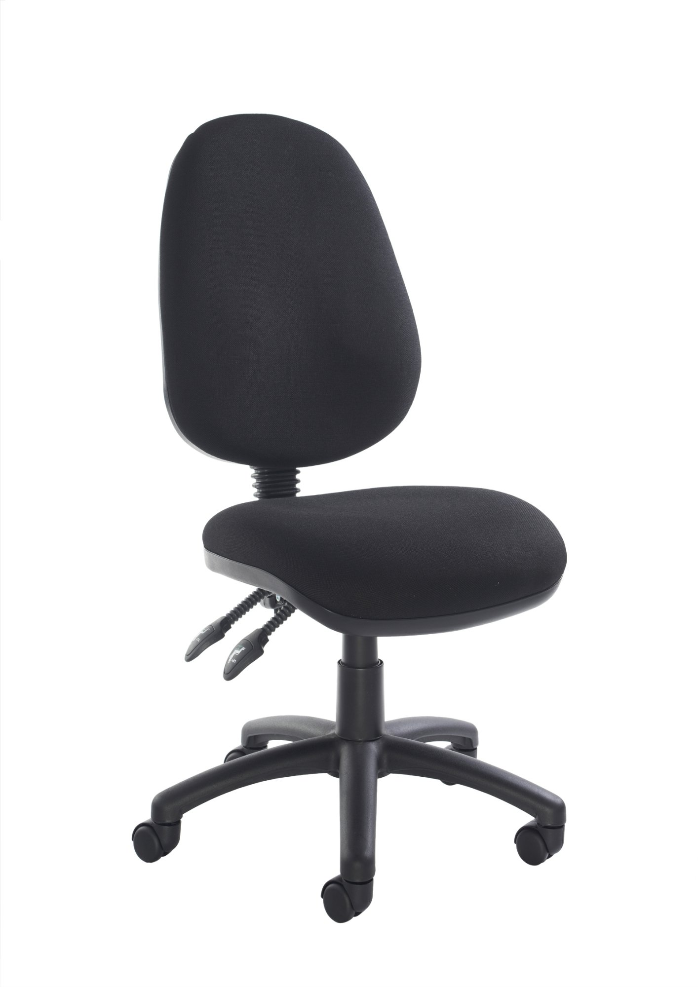 ergonomic chair levers party chairs and tables for rent vantage 100 operator with no arms
