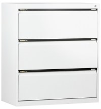 Statewide Three Drawer Lateral Filing Cabinet