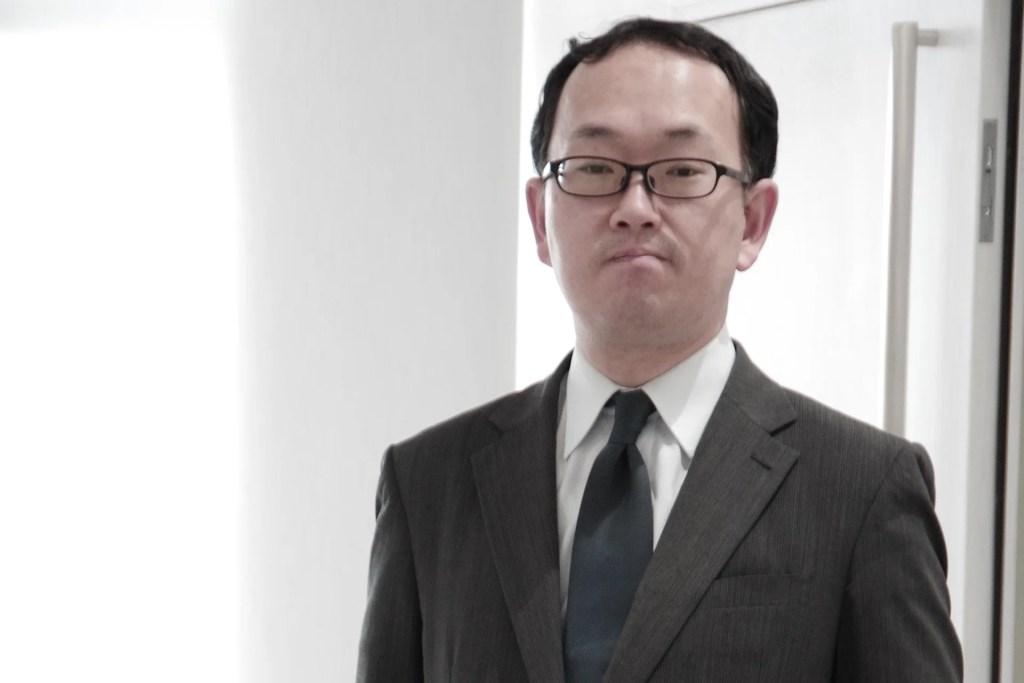 司法書士齋藤遊公式写真