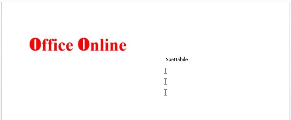 Office online - evidenziare i segnalibri