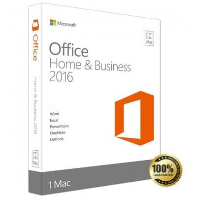 Office online - Microsoft Office 2016 Home & Business per MAC