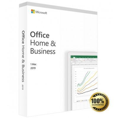 Office online - Microsoft Office 2019 Home & Business per MAC
