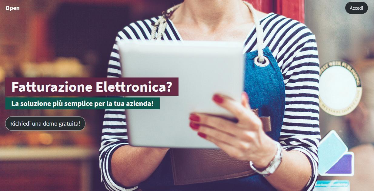 Office online: home page per la fatturazione elettronica
