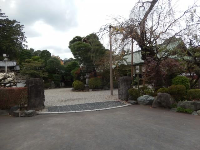川越の観光スポット「喜多院」③