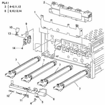 Xerographic Module