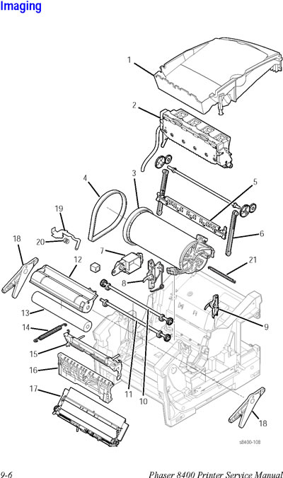 Parts: Xerox Parts