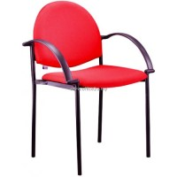 ML-730A VISITOR CHAIR WITH ARMREST