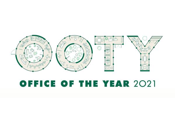 Office of the Year von CBRE!