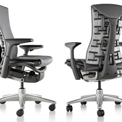 Embody Chair By Herman Miller Ergonomic White Review Different Color Options Office