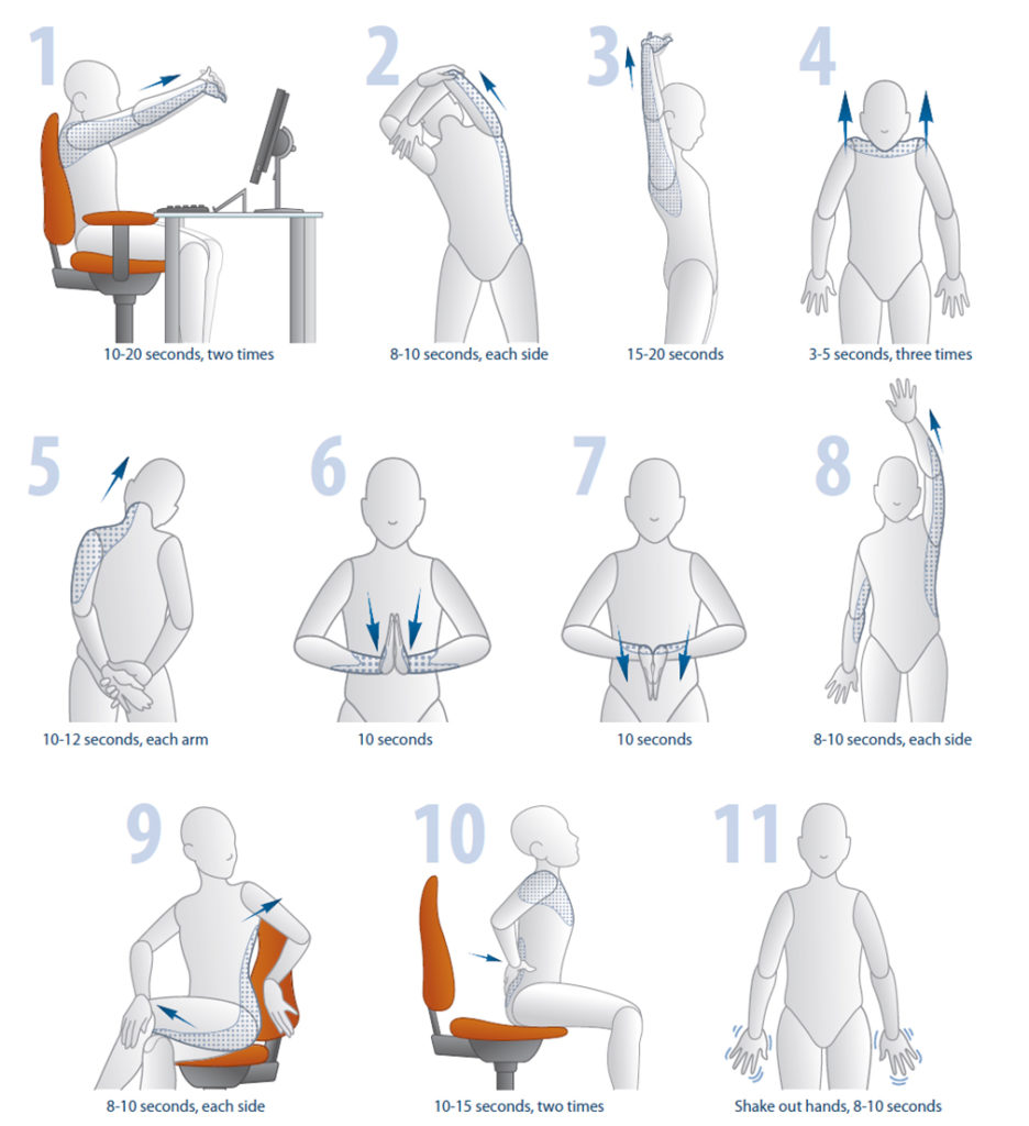 office chair exercises rockin roller desk the definitive guide to choosing for your needs