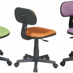 Armless Chair Office Outside Tables And Chairs Task Star 499 Thumbnail