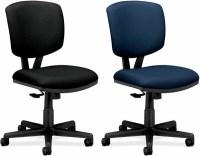 Armless Desk Chairs - HON Volt Series Armless Desk Chair ...