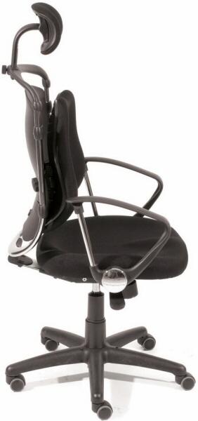balt posture perfect chair nicia revolving lumbar support office 34571 thumbnail