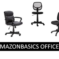 Office Chair Amazon Antique Ice Cream Parlor Chairs And Table Best Amazonbasics 2017 Featured