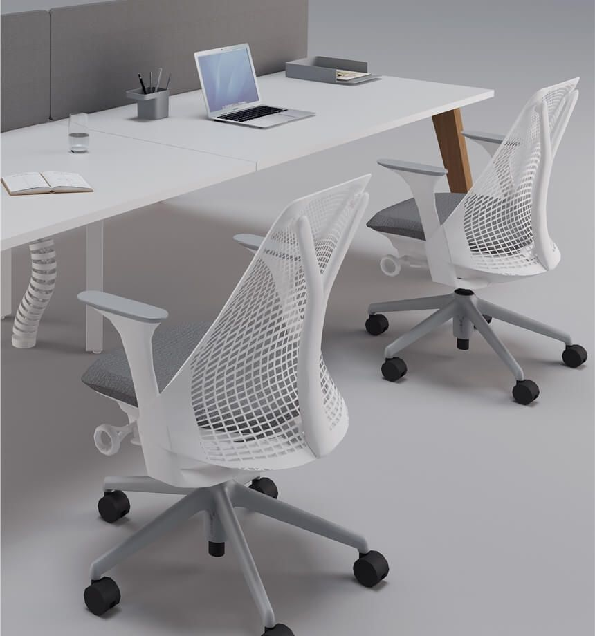 white mesh office chair uk poly lumber adirondack chairs the s most comprehensive selection ergonomic