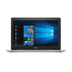 Keep in touch with friends or watch the latest online videos with this portable computer. The Dell Inspiron laptop features a 15.6in. screen display that offers HD images. It includes 8GB of memory, a 1TB HDD and 128GB SSD and runs Windows 10 Home. 15.6in. HD screen helps prevent glare and offers 1920 x 1080 resolution. LED backlighting provides a thinner, more energy-efficient screen. Powered by 8th Gen Intel Core i7-8550U processor. Multitask with confidence. 8GB of memory is available. Expandable up to 32GB (additional memory sold separately). 1TB (1000GB) hard drive stores plenty of songs, videos and games.  128GB solid state drive for additional storage space. With a solid state drive, your computer resumes from suspension in just a few seconds. Features Wireless-AC (802.11ac) technology for cable-free networking.  SD card reader works with SD, SDHC and SDXC formats.  Features 3 USB 3.1 ports to allow quick file transfers.  USB 2.0 port enables simple connection of peripherals.  Built-in HD webcam features a widescreen display and a dual digital microphone array.  Bluetooth(R) 4.1 wireless technology permits short-range wireless data transfers at up to 30ft. with other Bluetooth-enabled devices, such as phones, speakers and printers.  Runs on Windows 10 Home.  Backed by the manufacturer's 1-year limited warranty.  Intel, the Intel Logo, Intel Inside, the Intel Inside logo, Intel Core, Intel Atom, Celeron, Pentium and Pentium Inside are trademarks of Intel Corporation in the U.S. and/or other countries.