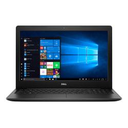 You'll have no problem staying both productive and entertained with this Dell laptop. A 15.6