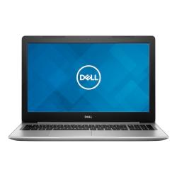 Whether you want to play games online or need to buckle down and finish a report for work, a portable computer is a great option. This Dell Inspiron laptop provides a 15.6in. screen and features an integrated webcam to let you communicate with friends, family members and colleagues from across the globe. It includes 8GB of memory, a 256GB SSD and runs Windows 10 Home. 15.6in. antiglare screen offers HD graphics at 1920 x 1080 resolution. LED backlighting provides a thinner, more energy-efficient screen. Powered by 8th Gen Intel Core i5-8250U processor. Get the speed you need. 8GB of memory is available. Expandable up to 32GB (additional memory sold separately). 256GB solid state drive to store files. With a solid state drive, your computer resumes from suspension in just a few seconds. Features Wireless-AC (802.11ac) technology to let you surf the Web without plugging in wires.  SD card reader supports SD, SDHC and SDXC formats.  Features 3 USB 3.1 ports for ultra-fast file sharing.  USB 2.0 port provides dependable transfers.  Built-in HD, widescreen webcam features a dual microphone array for video chatting.  Features Bluetooth(R) 4.1 wireless technology. Permits short-range wireless data transfers at up to 30ft. with other Bluetooth-enabled devices, such as phones, speakers and printers.  Runs on Windows 10 Home.  Backed by the manufacturer's 1-year limited warranty.  Intel, the Intel Logo, Intel Inside, the Intel Inside logo, Intel Core, Intel Atom, Celeron, Pentium and Pentium Inside are trademarks of Intel Corporation in the U.S. and/or other countries.