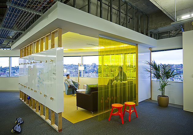 Facebook Seattle  Office Design Gallery  The best