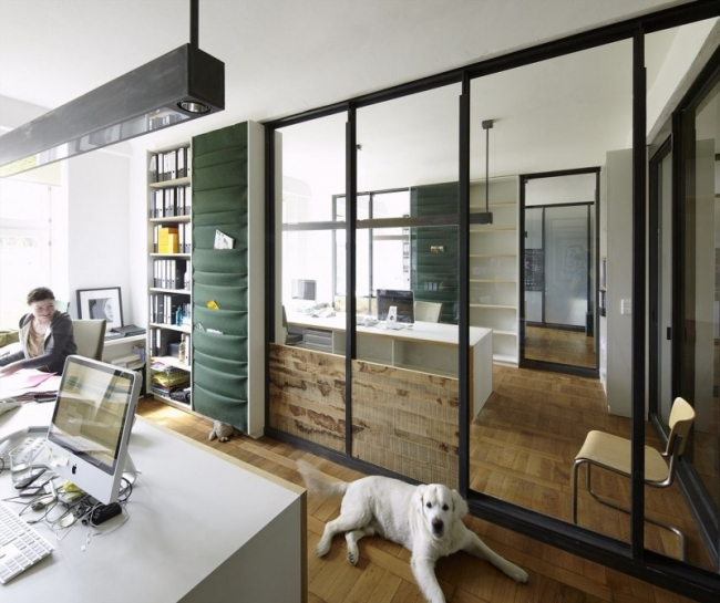 Jung von Matt Hamburg Office  Office Design Gallery  The