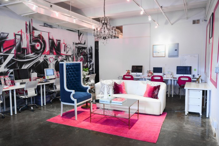 Nylon Magazine Office  Office Design Gallery  The best offices on the planet