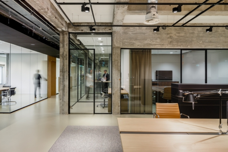 OC&C Strategy Consultants Rotterdam Office Design Pictures
