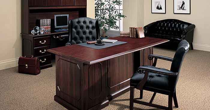 Presidental Collection of Classic Traditional Office