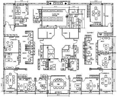 Office Space Planning Process Part One » OfficeFinder Blog
