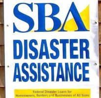 SBA disaster assistance loan